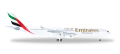 herpa wings 1/500 A340-300 エミレーツ航空 A6-ERM