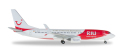 "herpa wings 1/500 737-800 トゥイフライ航空 ""RIU Hotels & Resorts"" D-ATUZ"