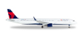 herpa wings 1/500 A321 デルタ航空 N301DN