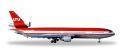 herpa wings 1/500 MD-11 LTU国際航空 D-AERB