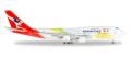 "herpa wings 1/500 747-400 カンタス航空 ""Spirit of the Australian Team Rio 2016"" VH-OEJ"