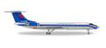 "herpa wings 1/500 TU-134A アエロフロート ""Bluebird""colors CCCP-65667"