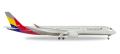 herpa wings 1/500 A350-900XWB アシアナ航空 HL8078