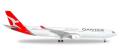 herpa wings 1/500 A330-300 カンタス航空 n/c VH-QPJ