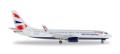 herpa wings 1/500 737-800 ブリティッシュエアウェイズ (コムエア) ZS-ZWG