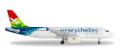 herpa wings 1/500 A320 セーシェル航空 S7-AMI