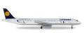 herpa wings 1/500 A321 ルフトハンザ航空 鶴保護支援記念塗装 D-AIRR