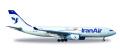 [予約]herpa wings 1/500 A330-200 イラン航空 EP-IJA