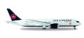 [予約]herpa wings 1/500 787-8 エアカナダ 新塗装 2017 C-GHPQ