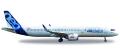 [予約]herpa wings 1/500 A321neo エアバスハウスカラー D-AVXB