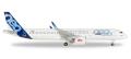 herpa wings 1/500 A321neo エアバスハウスカラー D-AVXB