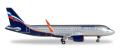 """herpa wings 1/500 A320 アエロフロート航空 VP-BAD """"Abram Ioffe"""""""