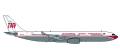 [予約]herpa wings 1/500 A330-300 TAP ポルトガル航空 レトロジェット CS-TOV
