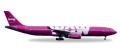 [予約]herpa wings 1/500 A330-300 Wow航空 TF-WOW