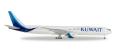 herpa wings 1/500 777-300ER クウェート航空 新塗装 9K-AOC