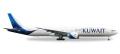 [予約]herpa wings 1/500 777-300ER クウェート航空 新塗装 9K-AOC