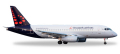[予約]herpa wings 1/500 SSJ-100 ブリュッセル航空 EI-FWD
