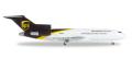 herpa wings 1/500 727-100C UPS航空 N936UP