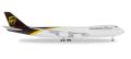 herpa wings 1/500 747-8F UPS 航空 N605UP