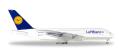"herpa wings 1/200 A380-800 ルフトハンザ航空 ""Zurich"" D-AIMF"