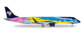 "【SALE】herpa wings 1/200 E195 アズールブラジル航空 ""Verao Azul"" PR-AXH"