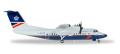 herpa wings 1/200 DHC-7 ブリティッシュ エアウェイズ エクスプレス G-BRYD