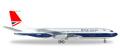 herpa wings 1/200 707-400 ブリティッシュエアウェイズ G-ARRA
