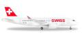 【SALE】herpa wings 1/200 CS100 スイスインターナショナルエアラインズ HB-JBA