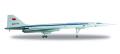 [予約]herpa wings 1/200 Tu-144S アエロフロート CCCP-77110 ※プラスチック製
