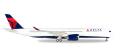 herpa wings 1/200 A350-900XWB デルタ航空 N501DN