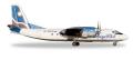 [予約]herpa wings 1/200 AN-24RV ヤクーツク航空 RA-46510