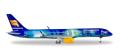 "herpa wings 1/400 757-200 アイスランド航空 ""Hekla Aurora"" TF-FIU"