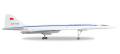 herpa wings 1/400 Tu-144D アエロフロート ロシア航空