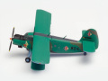"herpa wings 1/200 AN-2 LTS Luft Taxi Service ""Anushka"" D-FBAW 804"
