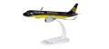"""[予約]herpa wings 1/200 A320 ユーロウイングス """"BVB Mannschaftsairbus"""" ※プラスチック製・スナップフィット 再生産"""