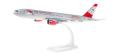 herpa wings 1/200 777-200 オーストリア航空 新塗装 OE-LPD ※プラスチック製、スナップフィット