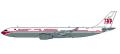 [予約]herpa wings 1/200 A330-300 TAP ポルトガル航空 レトロジェット CS-TOV ※プラスチック製、スナップフィット