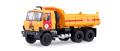 herpa Cars&Trucks 1/43 タトラ-815S1 ダンプトラックemergency service