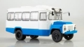 herpa Cars&Trucks 1/43 KAVZ-3270 バス ブルー/ホワイト