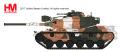 """[予約]ホビーマスター 1/72 M60A1 パットン """"アメリカ陸軍第3機甲師団"""""""