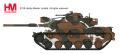 """[予約]ホビーマスター 1/72 M60A1 パットン """"アメリカ海兵隊MERDC迷彩"""""""