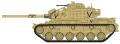 """ホビーマスター 1/72 M60A1 w/ERA アメリカ海兵隊 """"砂漠の嵐作戦"""""""