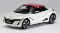ホビージャパン 1/18 ホンダ S660 コンセプト エディション プレミアム スター ホワイト パール