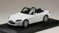 [予約]ホビージャパン 1/18 ホンダ S2000 (AP1-200) グランプリホワイト ※新金型