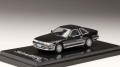 [予約]ホビージャパン 1/64 トヨタ ソアラ 2.0GT-TWIN TURBO L 1988 ダンディブラックトーニング