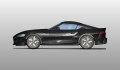 [予約]ホビージャパン 1/64 トヨタ GR スープラ(A90) RZ ブラックメタリック(日本流通限定カラー)