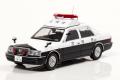 [予約]【お1人様1個まで】<宮沢模型限定>RAI'S (レイズ) 1/43 トヨタ クラウンGZ151Z 2000 警視庁地域部自動車警ら隊車両 (100) *900pcs