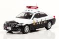 【お1人様1個まで】<宮沢模型限定>RAI'S (レイズ) 1/43 トヨタ クラウン ロイヤル GRS210 2016 警視庁地域部自動車警ら隊車両 (250) *700pcs