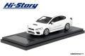 Hi-Story(ハイストーリー) 1/43 スバル WRX S4 2.0GT-S EyeSight (2014) クリスタルホワイト・パール