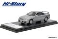 Hi-Story(ハイストーリー) 1/43 日産 スカイライン GTS25t Type M specII (1996) ソニックシルバー